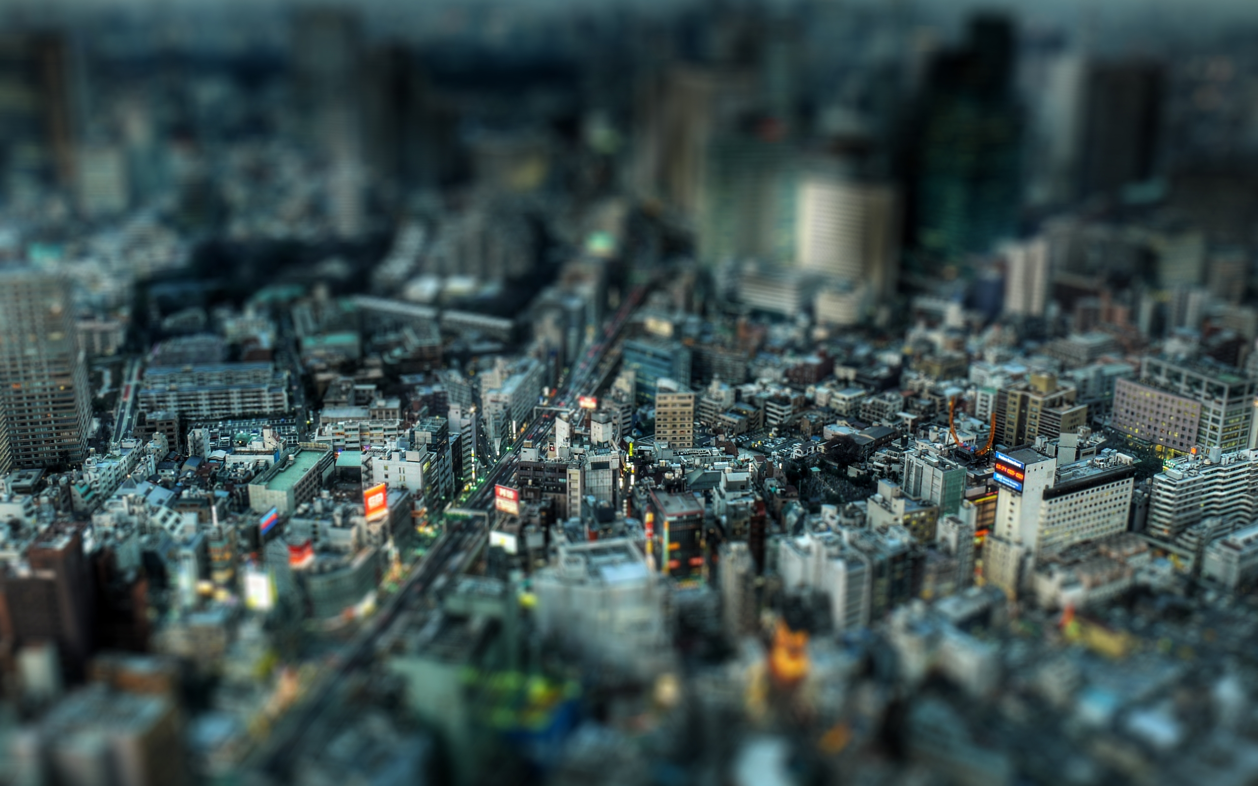 Tilt Shift Pics, Photography Collection