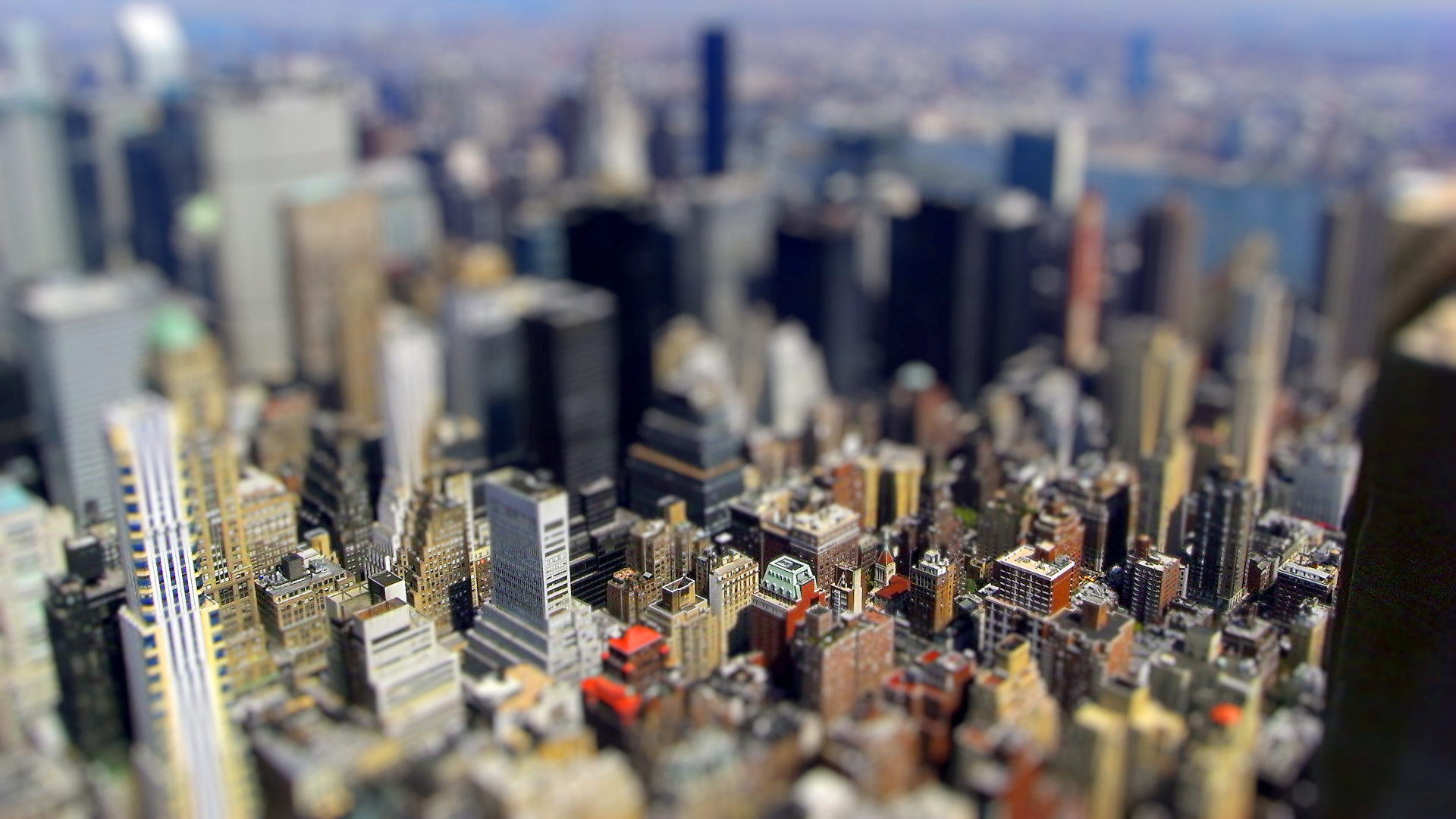 HQ Tilt Shift Wallpapers | File 829.31Kb