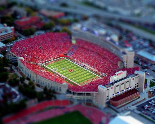 500x400 > Tilt Shift Wallpapers