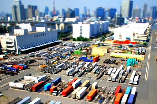 Tilt Shift High Quality Background on Wallpapers Vista
