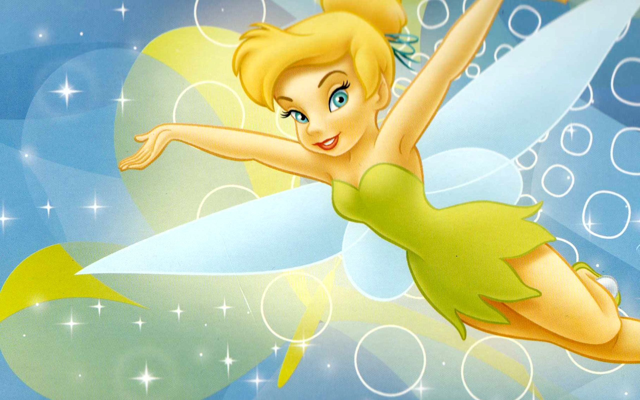Tinker Bell Backgrounds, Compatible - PC, Mobile, Gadgets| 2560x1600 px