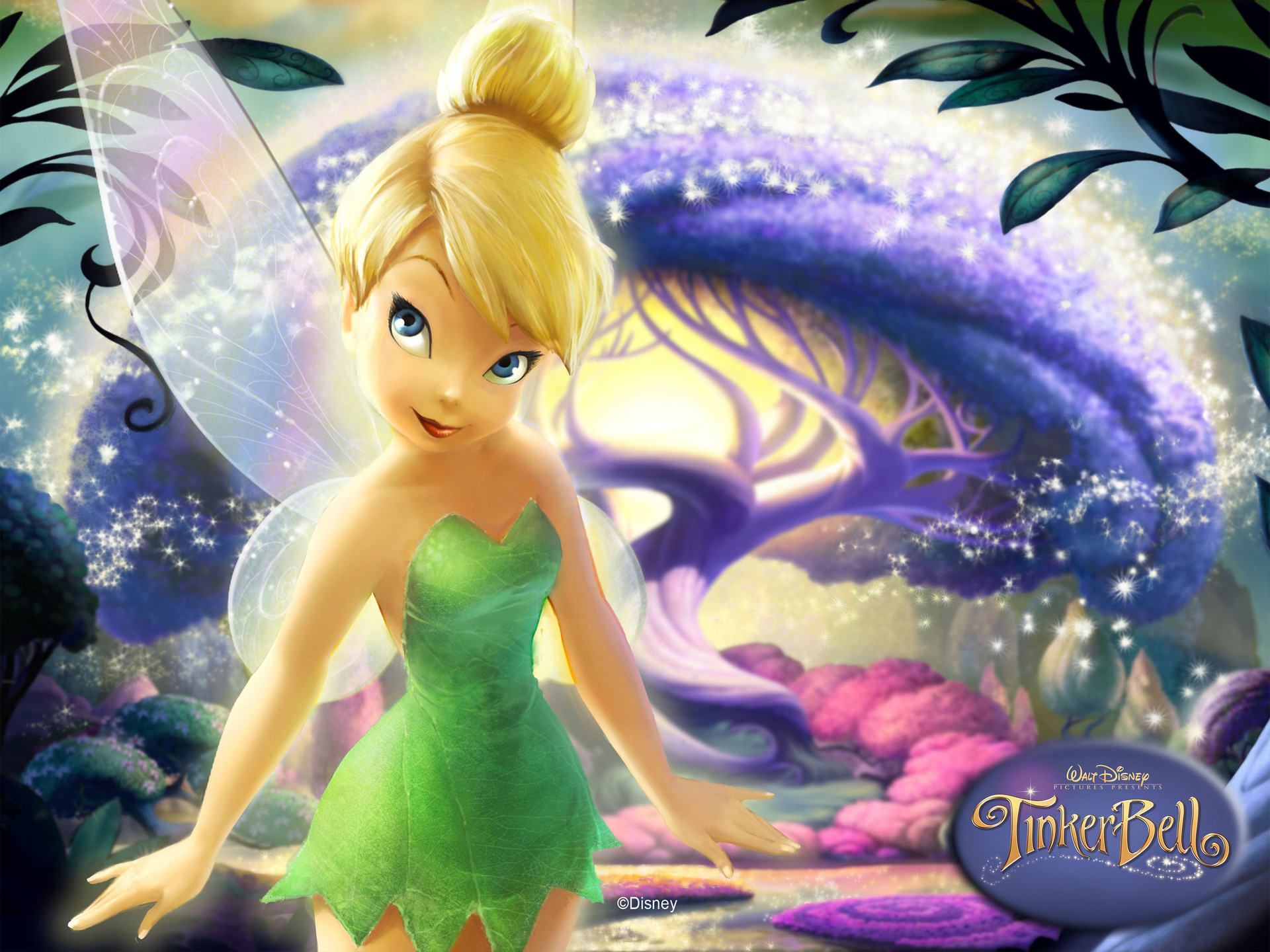 Nice wallpapers Tinker Bell 1920x1440px