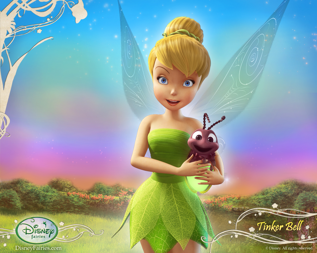 HQ Tinker Bell Wallpapers | File 952.56Kb
