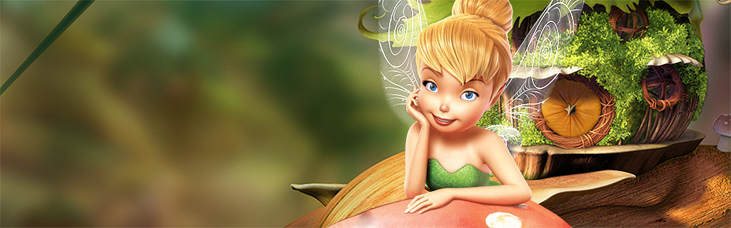 HD Quality Wallpaper | Collection: Movie, 1024x320 Tinker Bell