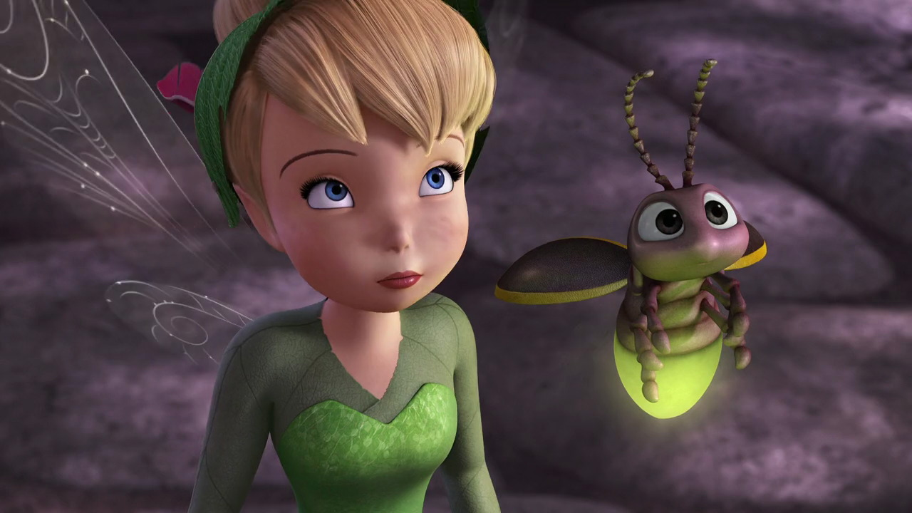 HD Quality Wallpaper | Collection: Movie, 1280x720 Tinker Bell