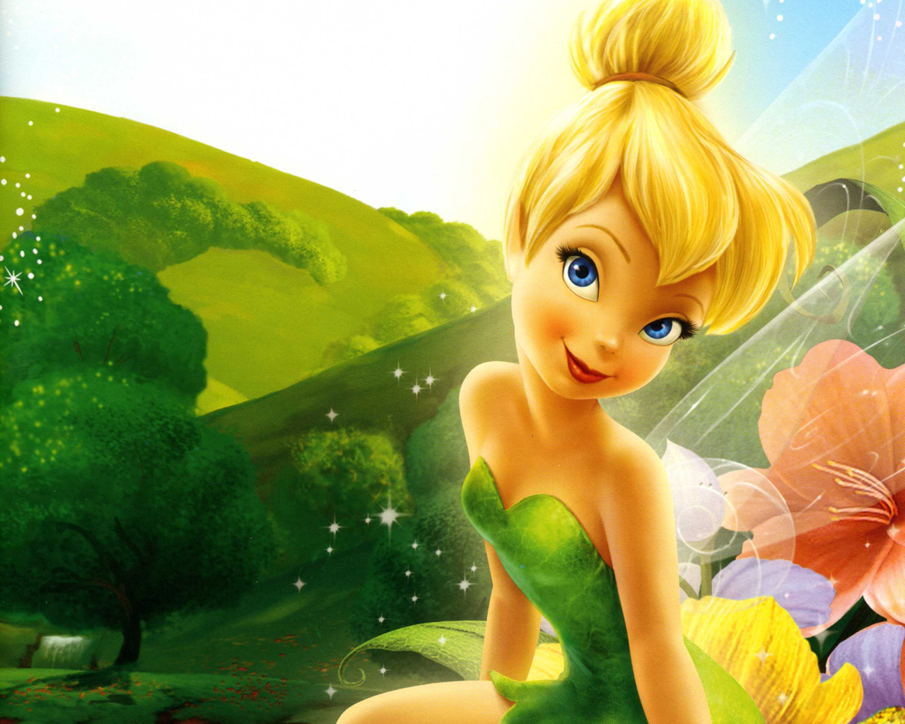 Tinker Bell High Quality Background on Wallpapers Vista