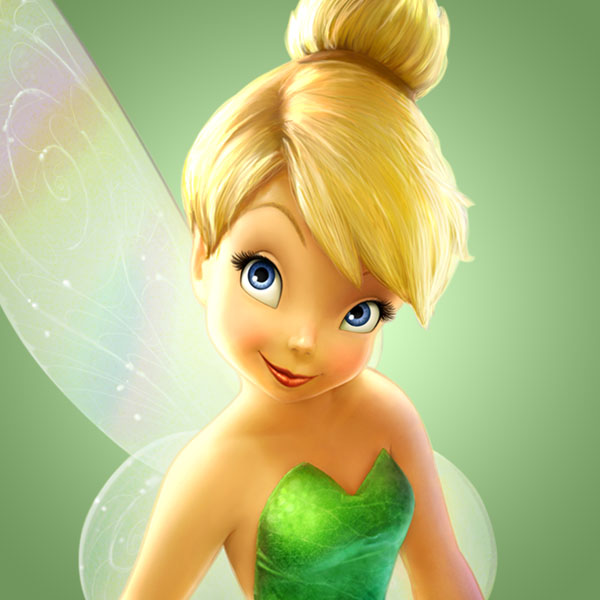 Tinker Bell Backgrounds, Compatible - PC, Mobile, Gadgets| 600x600 px