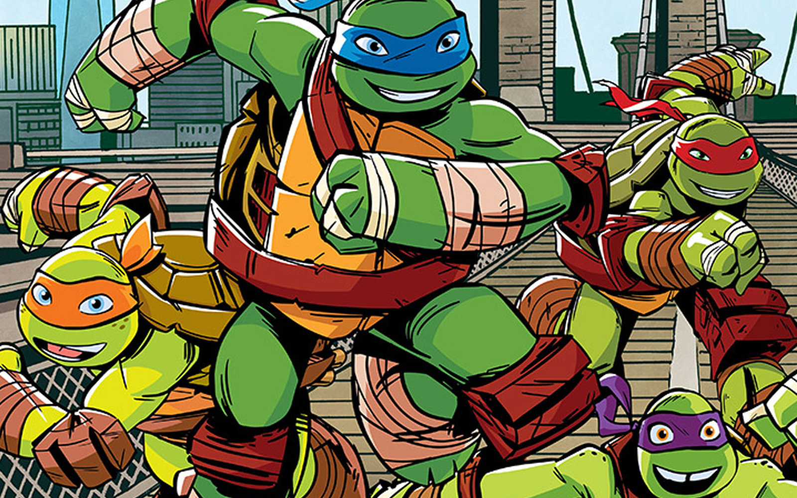1600x1000 > TMNT Wallpapers
