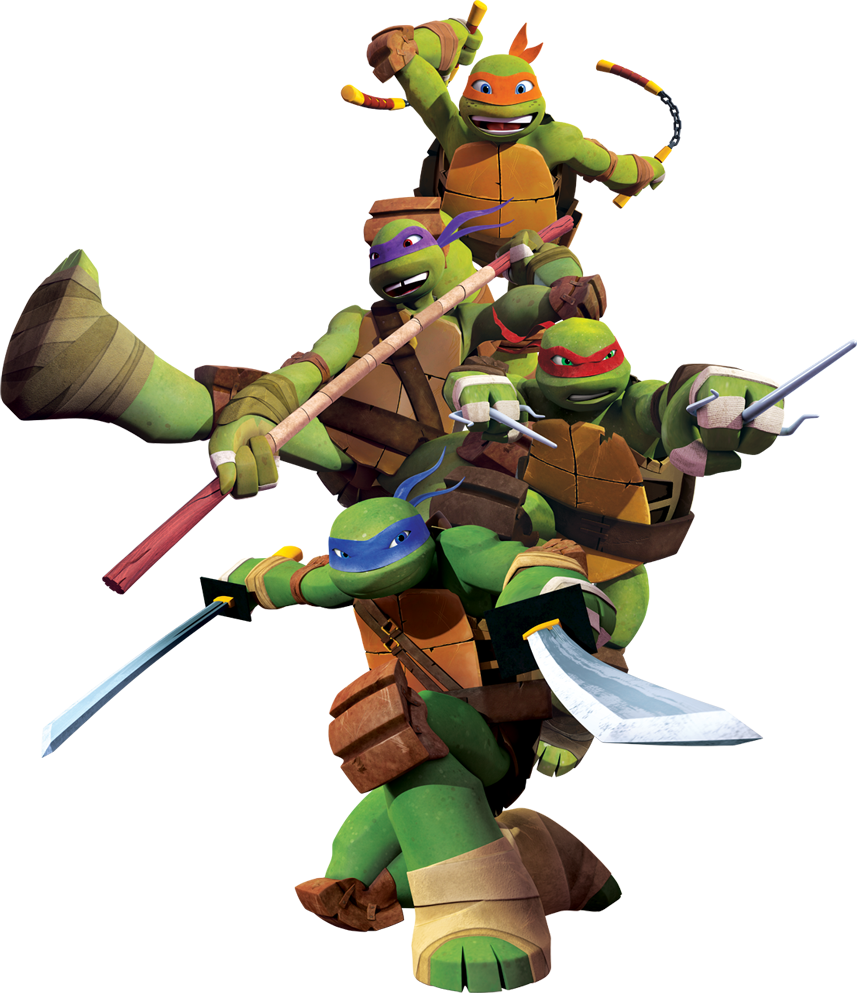 857x993 > TMNT Wallpapers