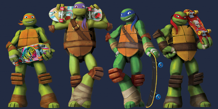 TMNT Pics, Video Game Collection