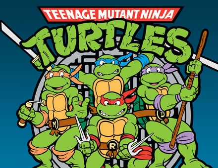 HD Quality Wallpaper | Collection: Video Game, 440x340 TMNT