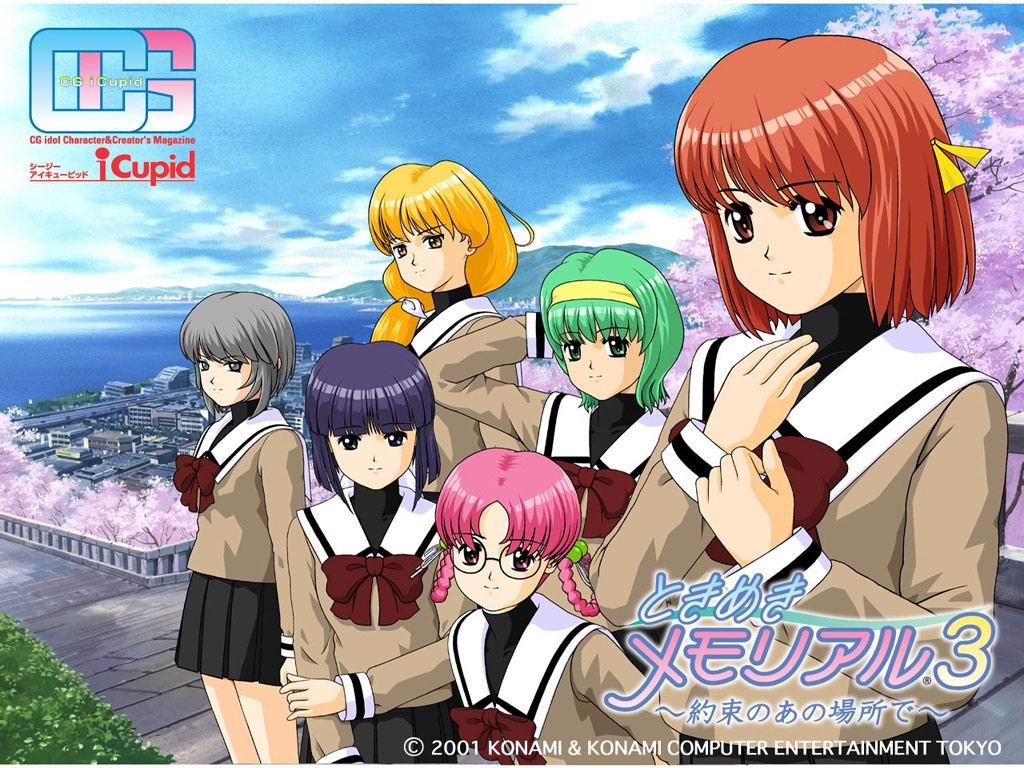 Tokimeki Wallpapers Anime Hq Tokimeki Pictures 4k Wallpapers 2019