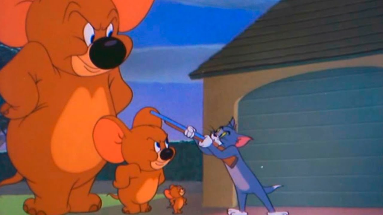 Tom And Jerry  #17