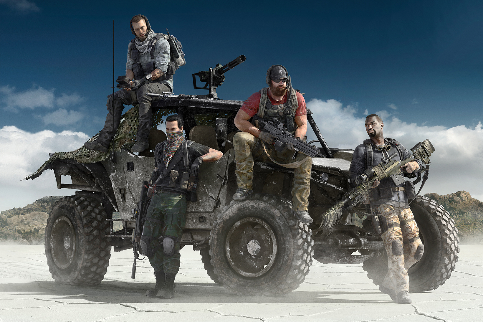 Tom Clancy S Ghost Recon Wildlands Wallpapers Video Game Hq Tom