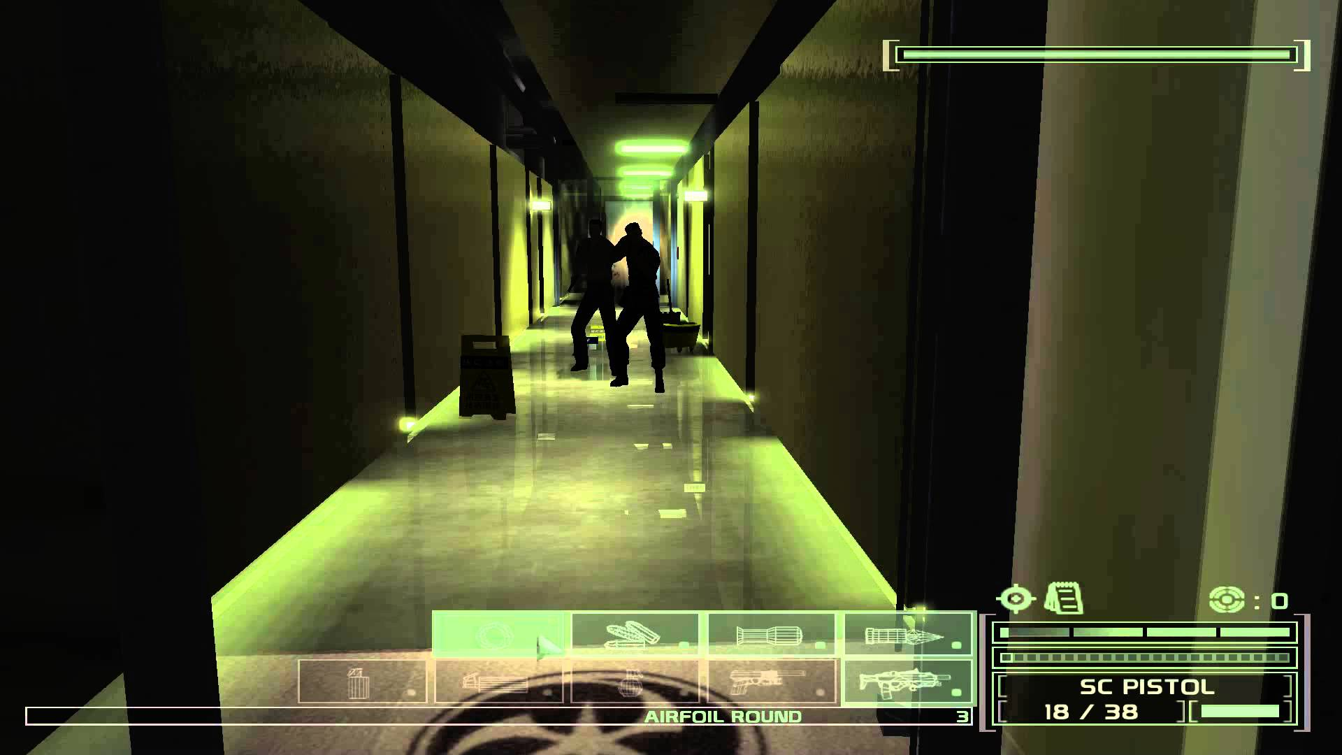 Most Viewed Tom Clancy S Splinter Cell Chaos Theory Wallpapers