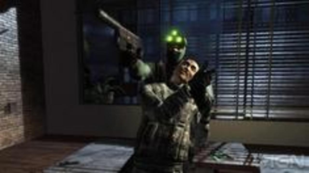 Tom Clancy S Splinter Cell Chaos Theory Wallpapers Video Game