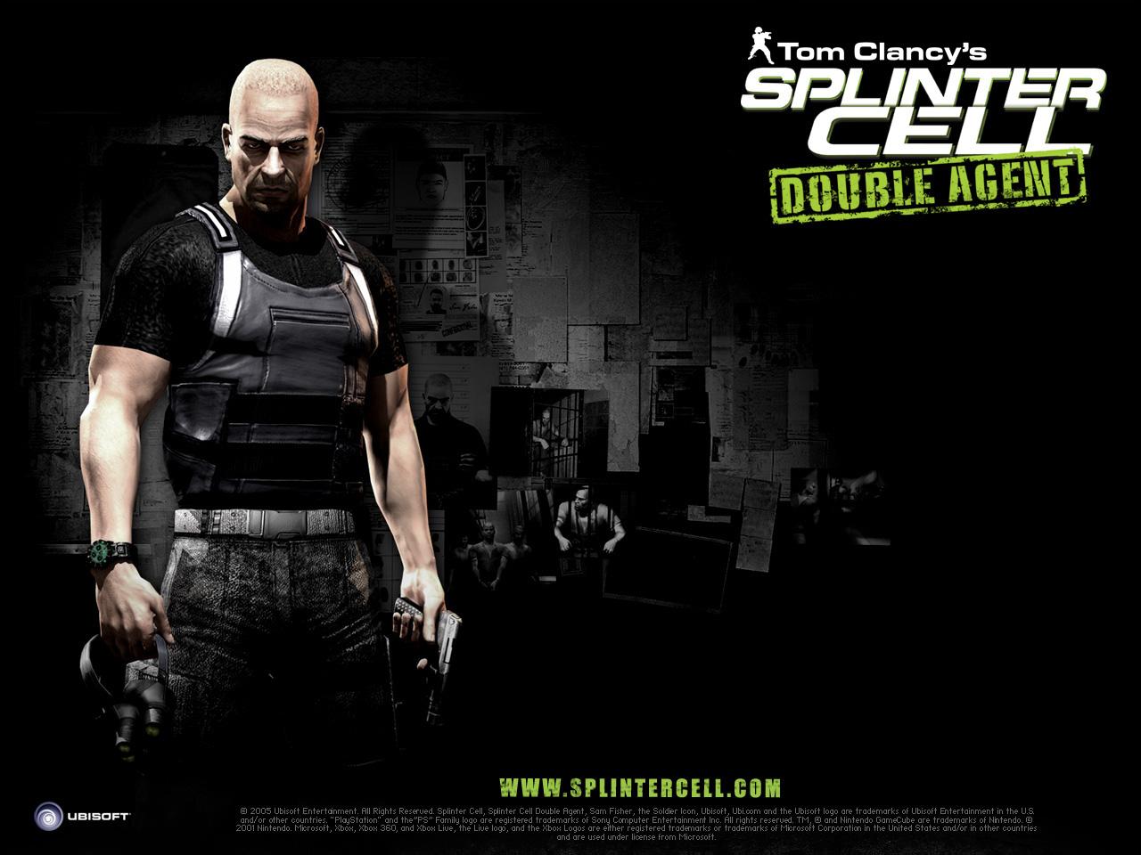 Splinter Cell: Double Agent Wallpaper in 1920x1200 |Splinter Cell Double Agent Wallpaper