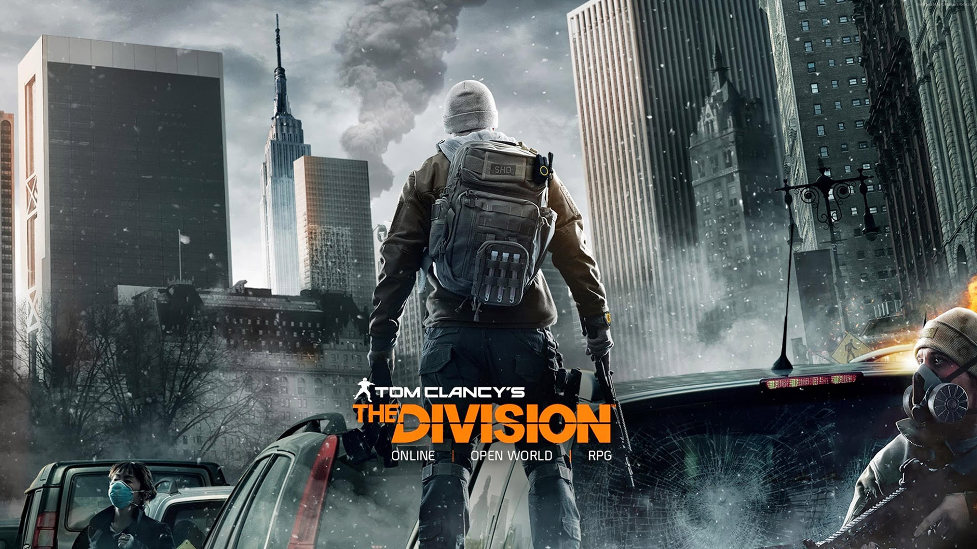 Tom Clancy's The Division High Quality Background on Wallpapers Vista