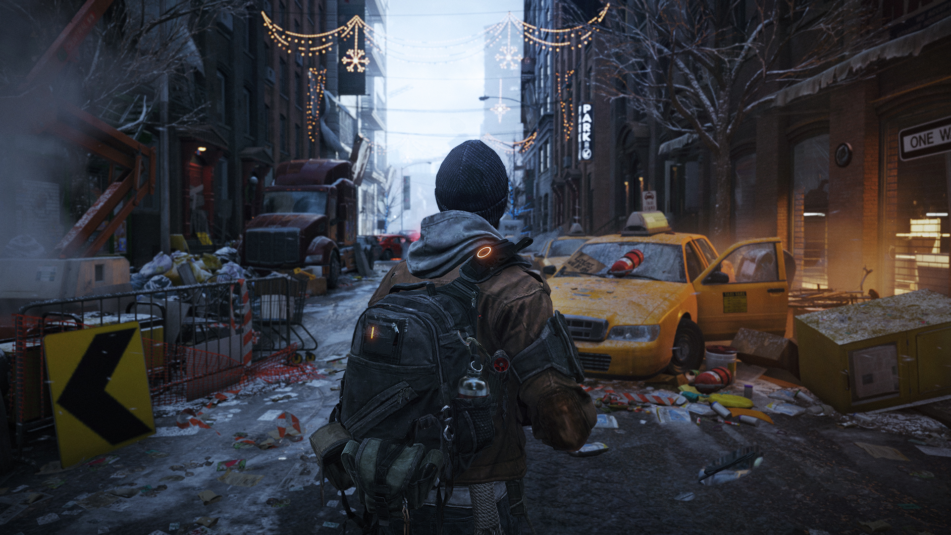 Tom Clancy's The Division Backgrounds, Compatible - PC, Mobile, Gadgets| 1920x1080 px