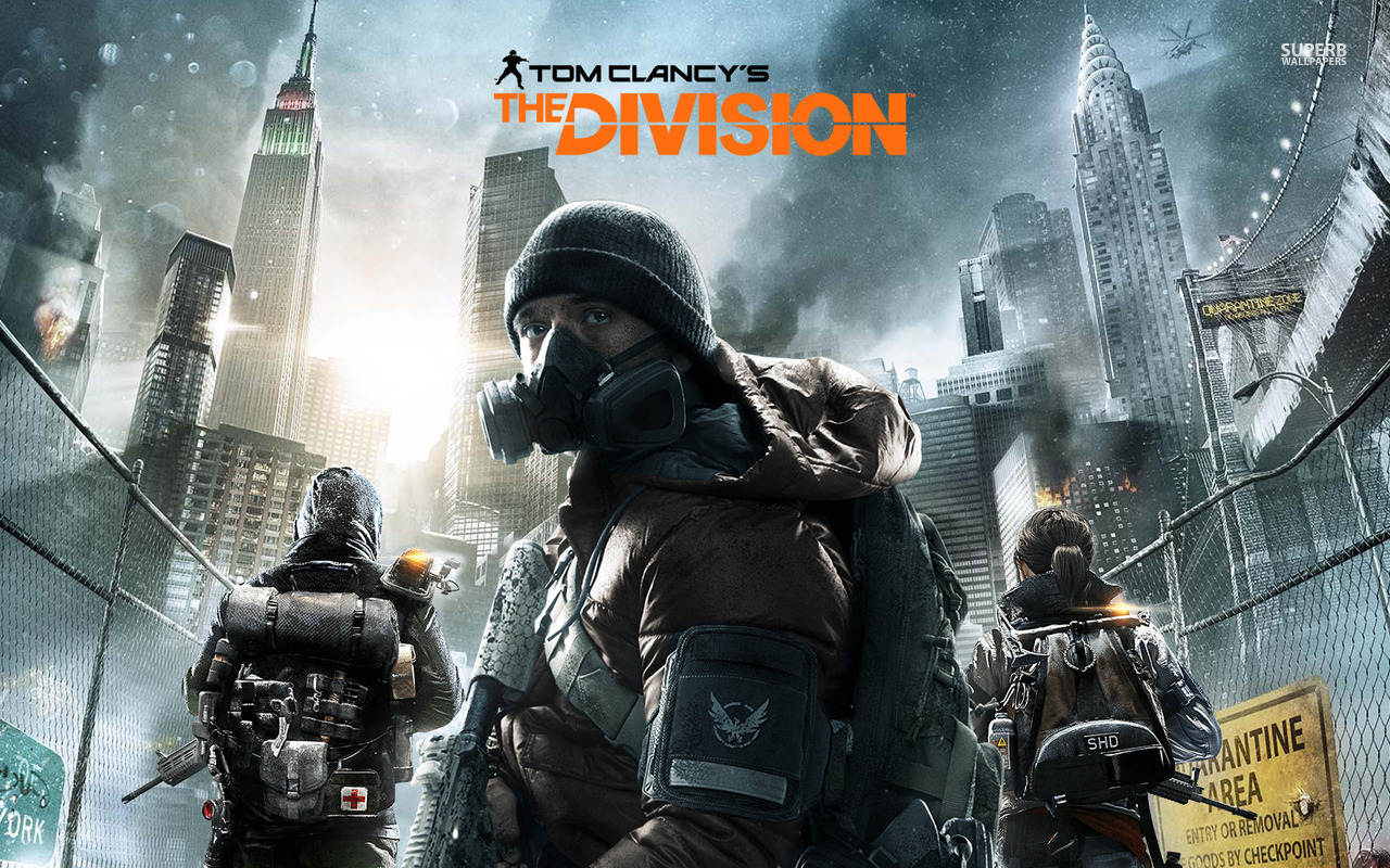High Resolution Wallpaper | Tom Clancy's The Division 1280x800 px
