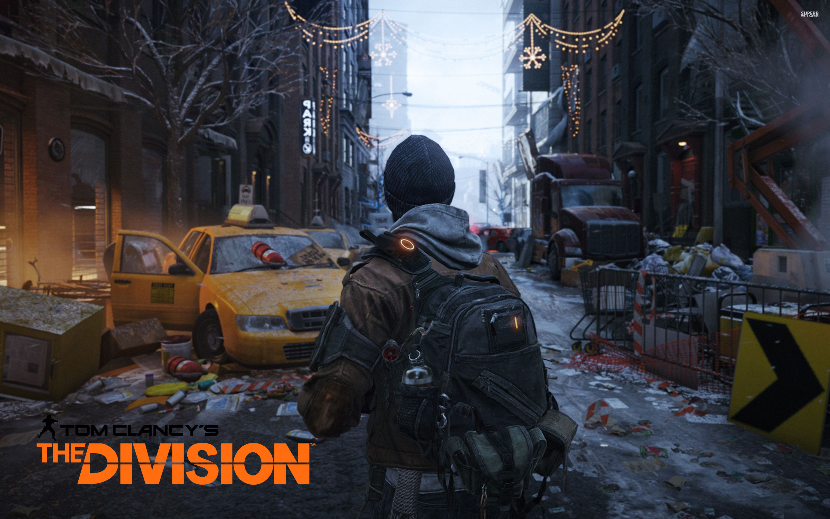 Tom Clancy's The Division Backgrounds on Wallpapers Vista