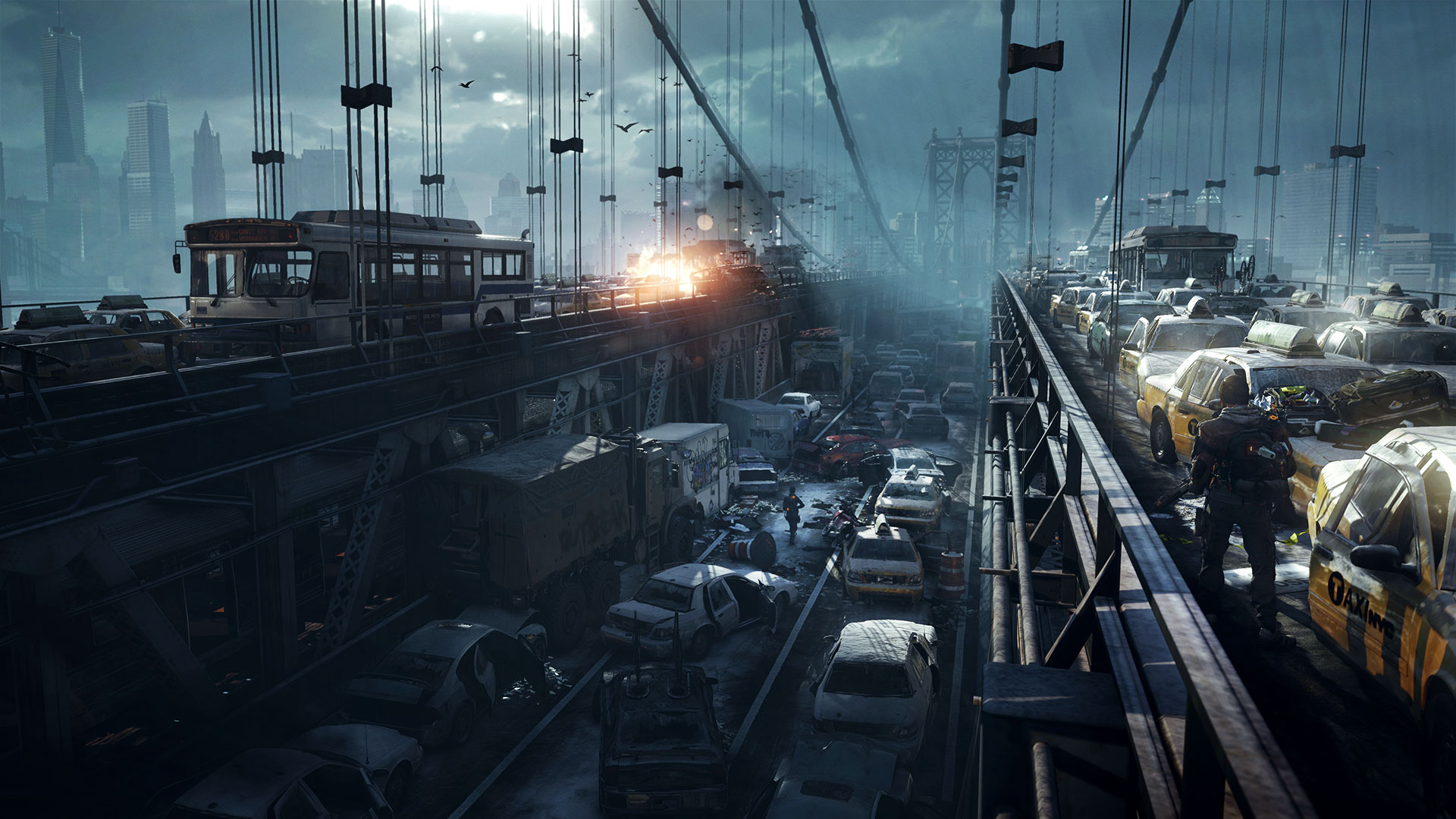 Tom Clancy's The Division Pics, Video Game Collection