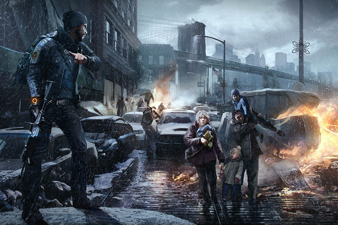 Tom Clancy's The Division Backgrounds, Compatible - PC, Mobile, Gadgets| 666x444 px