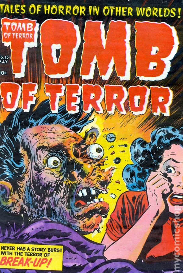 Amazing Tomb Of Terror Pictures & Backgrounds