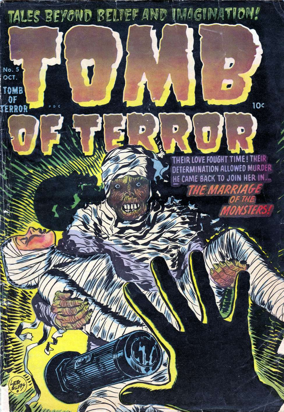 Images of Tomb Of Terror | 975x1412