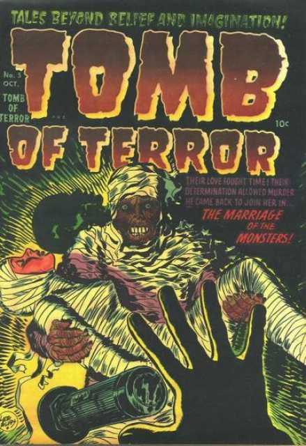 439x640 > Tomb Of Terror Wallpapers