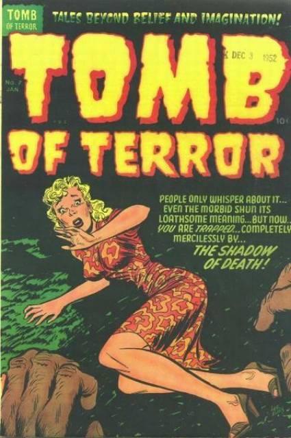 High Resolution Wallpaper | Tomb Of Terror 425x640 px