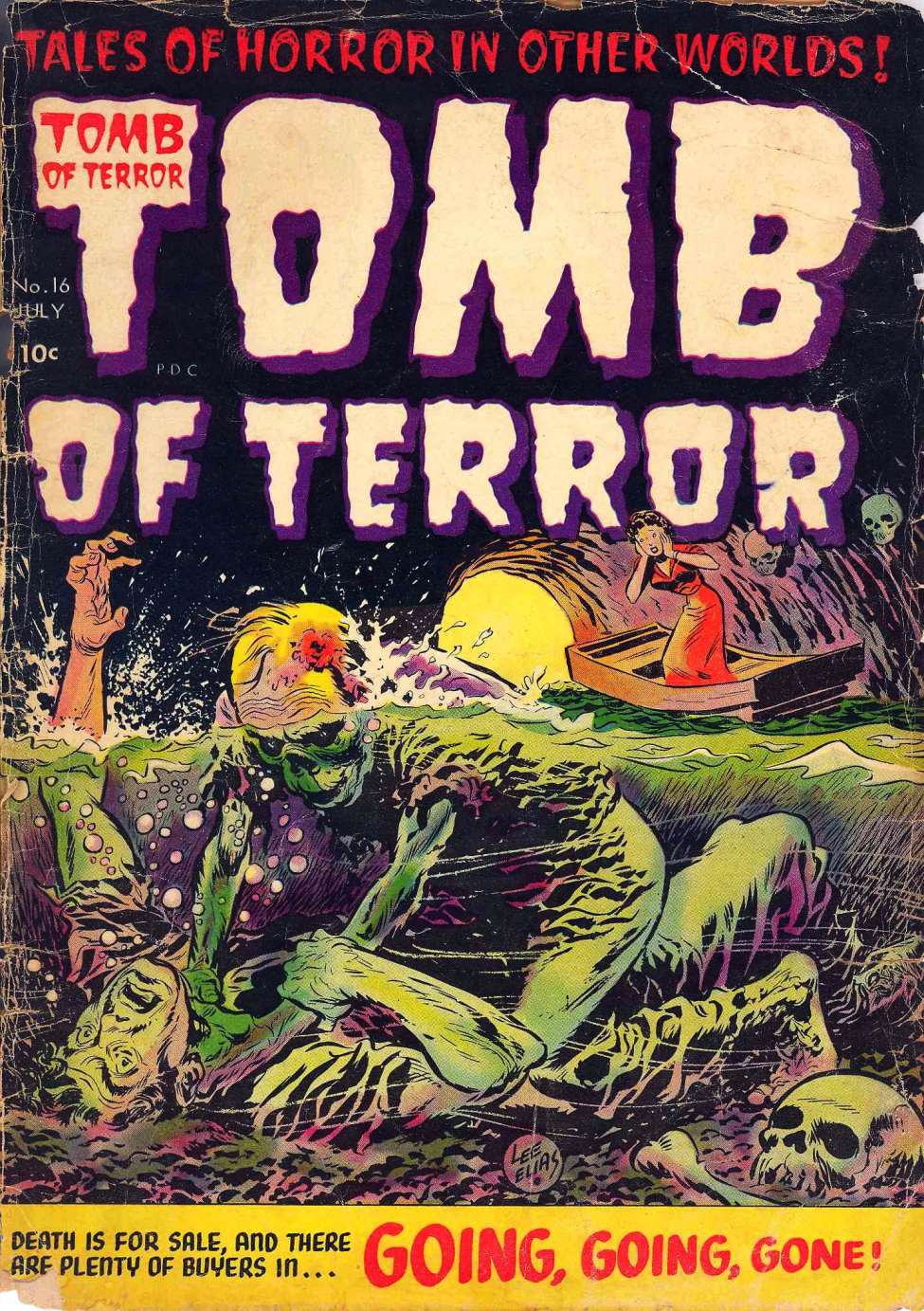 Nice Images Collection: Tomb Of Terror Desktop Wallpapers