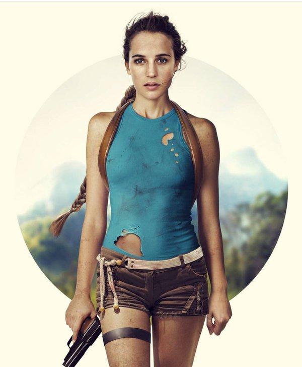 Wallpaper Tomb Raider 2018: Tomb Raider (2018) Wallpapers, Movie, HQ Tomb Raider (2018