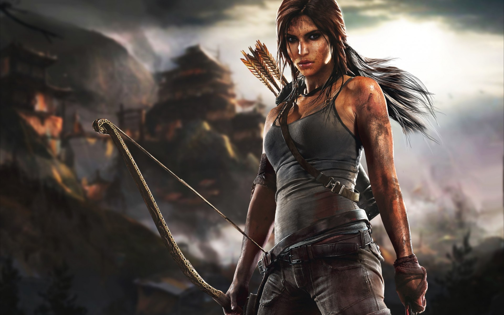 High Resolution Wallpaper | Tomb Raider 1920x1200 px