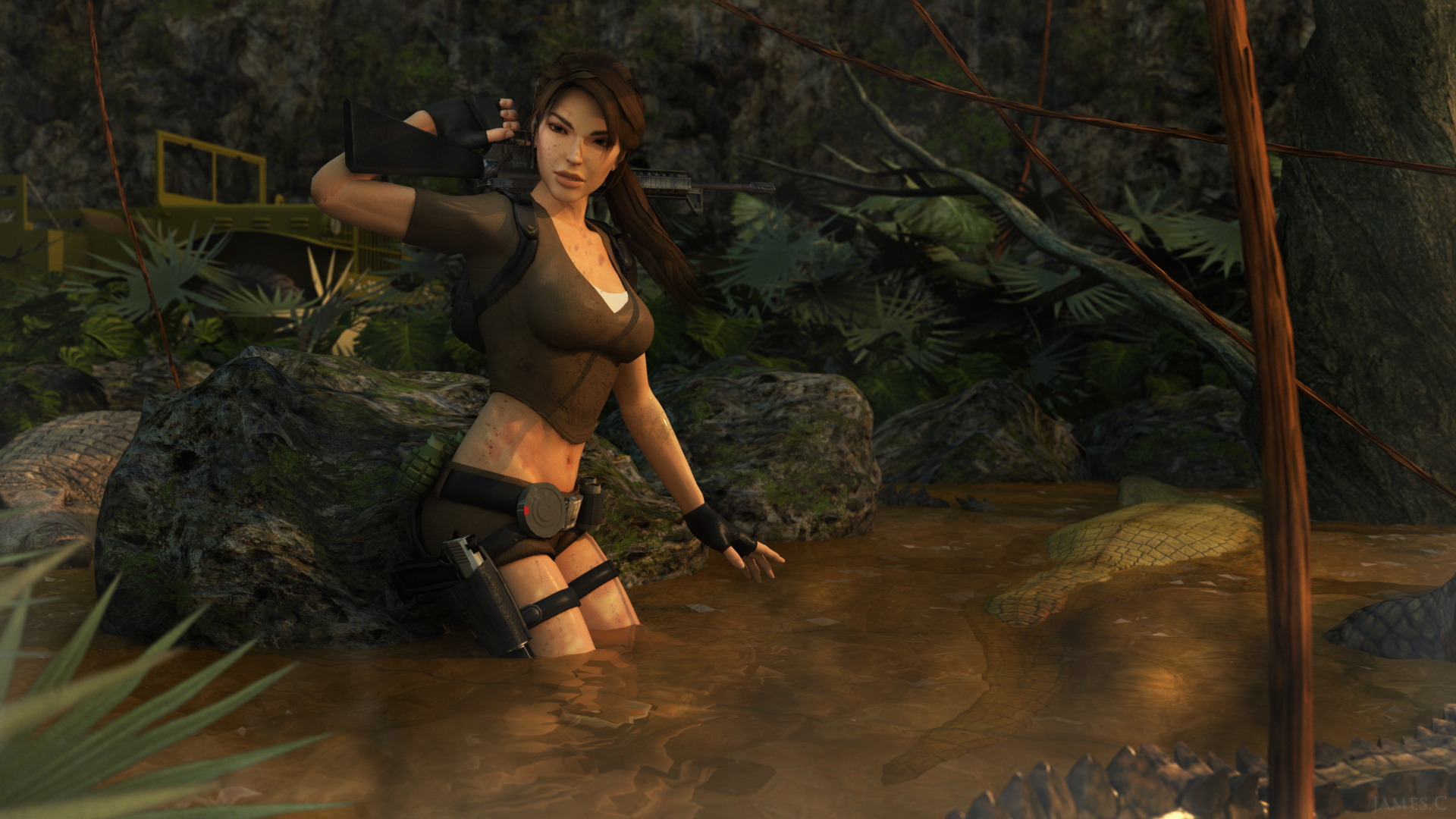 Most Viewed Tomb Raider Legend Wallpapers 4k Wallpapers