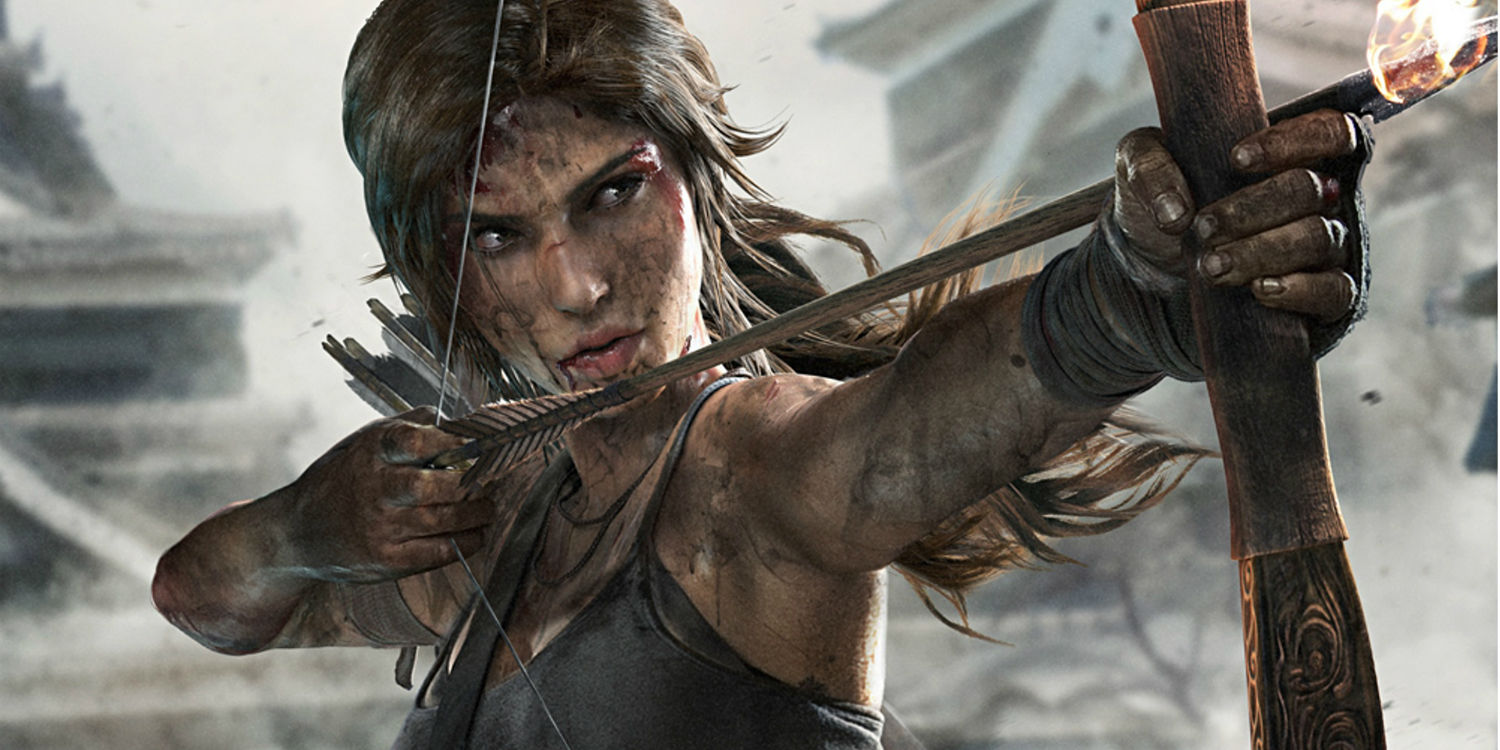 Nice wallpapers Tomb Raider 1500x750px