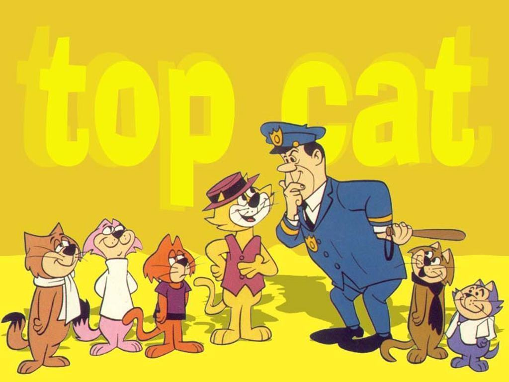 Amazing Top Cat Pictures & Backgrounds
