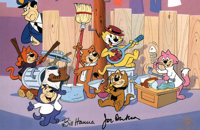 Top Cat Pics, Cartoon Collection