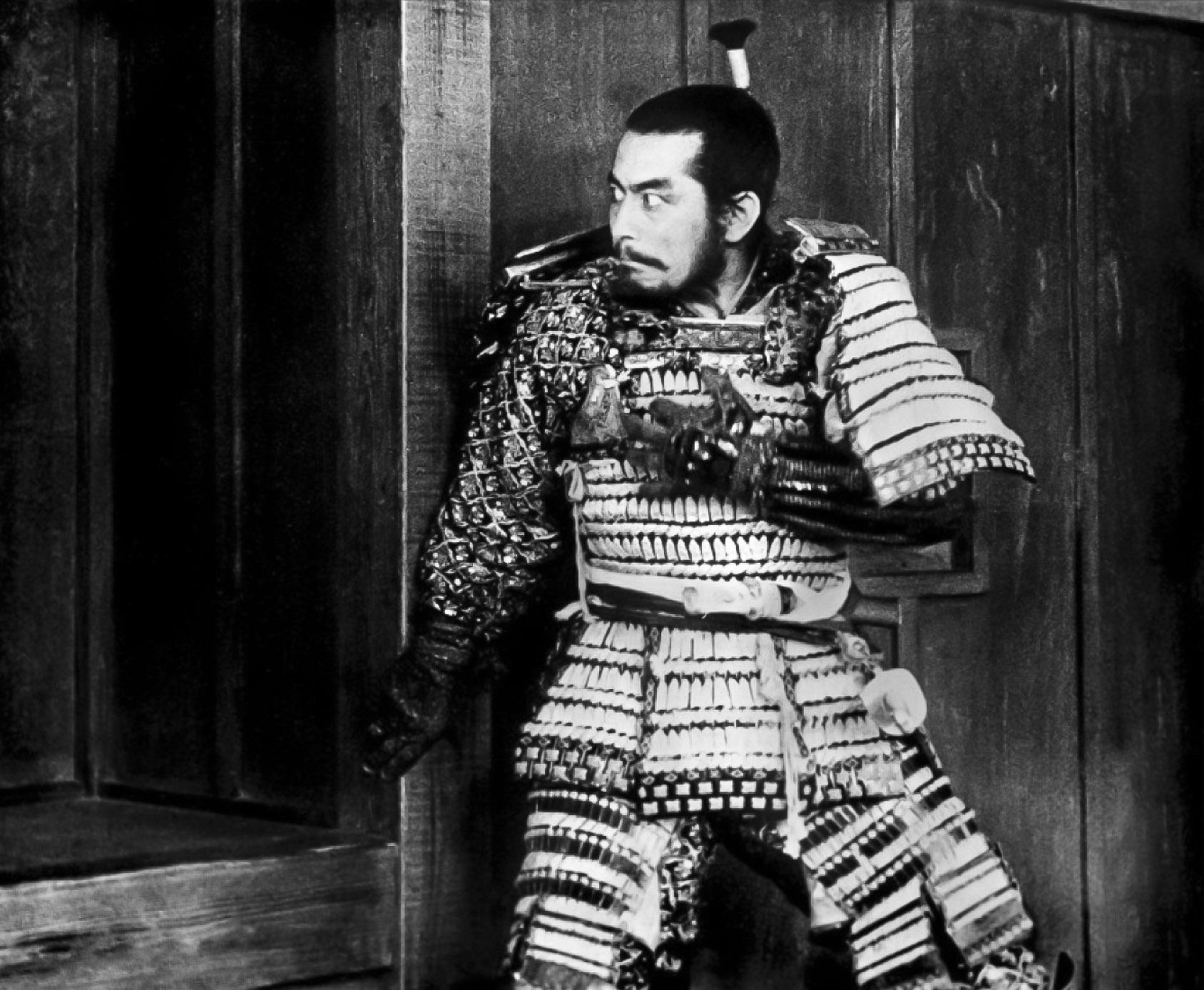 HD Quality Wallpaper   Collection: Artistic, 1688x1388 Toshiro Mifune