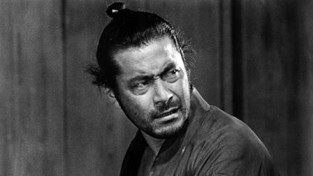 HD Quality Wallpaper   Collection: Artistic, 448x252 Toshiro Mifune