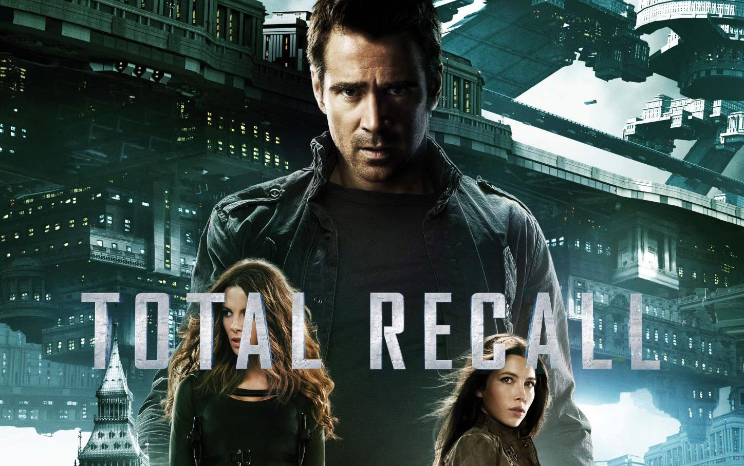 Total Recall 2012 Wallpapers Movie Hq Total Recall 2012 Pictures 4k Wallpapers 2019