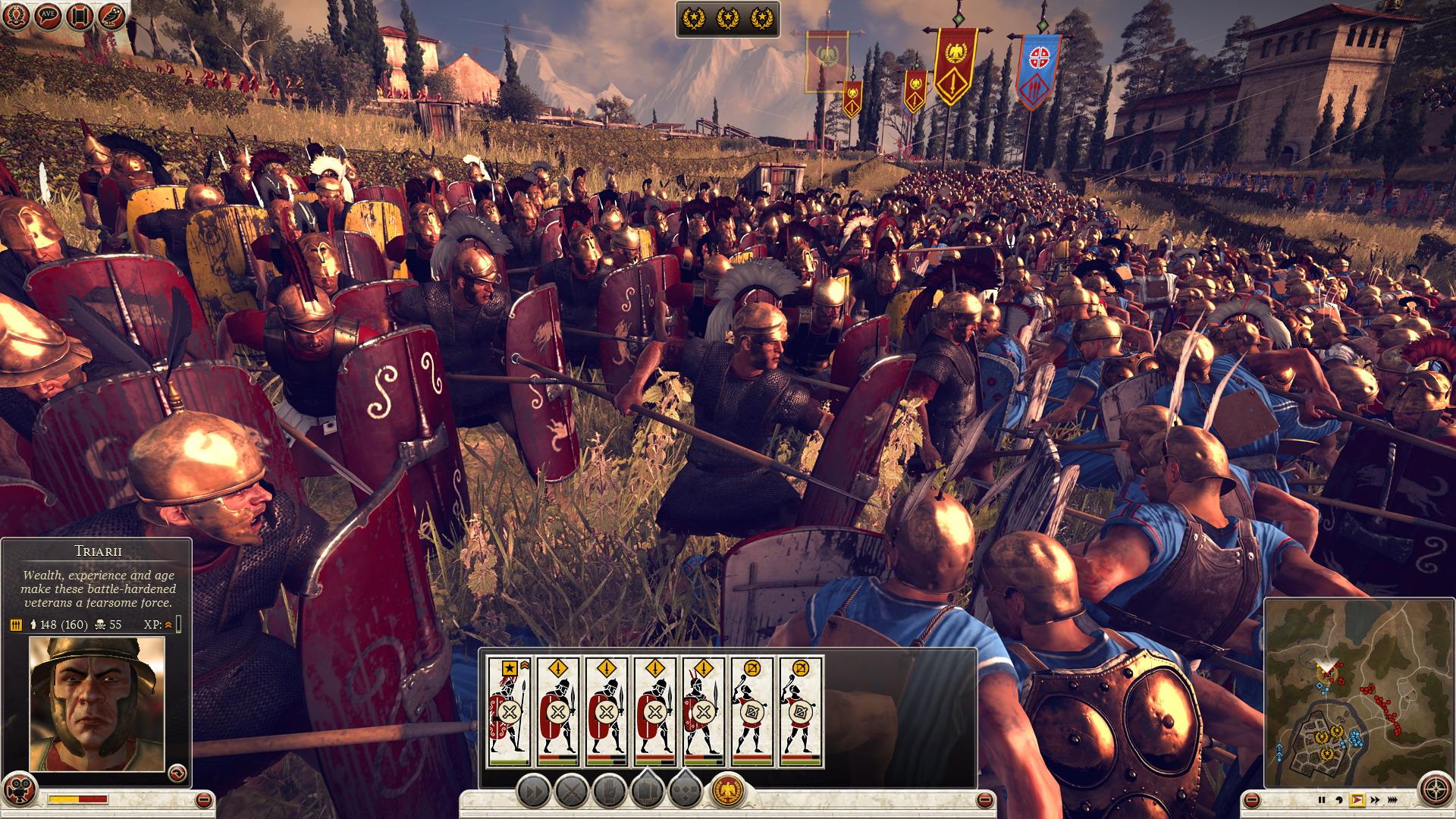 Most Viewed Total War Rome Ii Wallpapers 4k Wallpapers