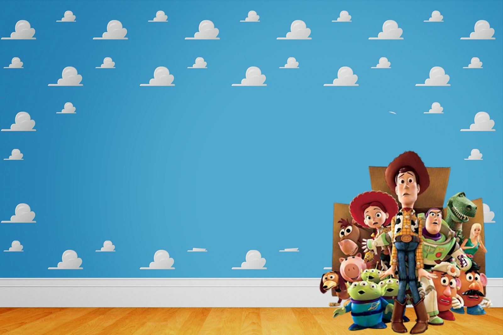 HD Quality Wallpaper | Collection: Movie, 1600x1068 Toy Story