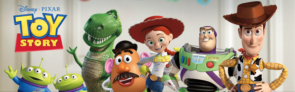 Nice wallpapers Toy Story 1024x320px