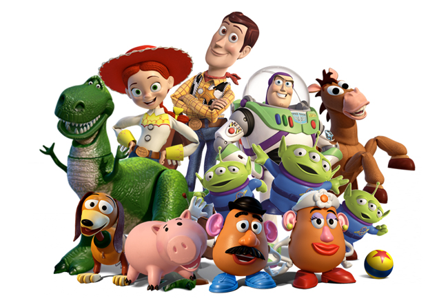 HQ Toy Story Wallpapers | File 243.63Kb