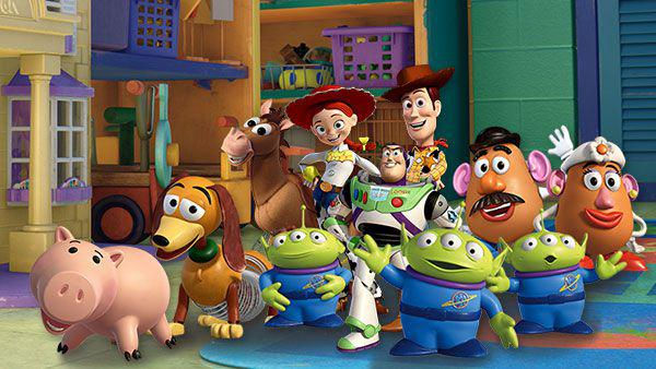 HQ Toy Story Wallpapers | File 52.54Kb