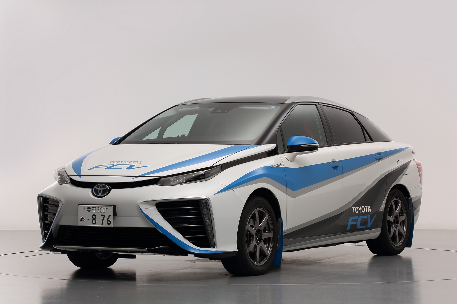 Toyota FCV Backgrounds on Wallpapers Vista