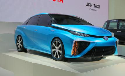 Nice wallpapers Toyota FCV 429x262px