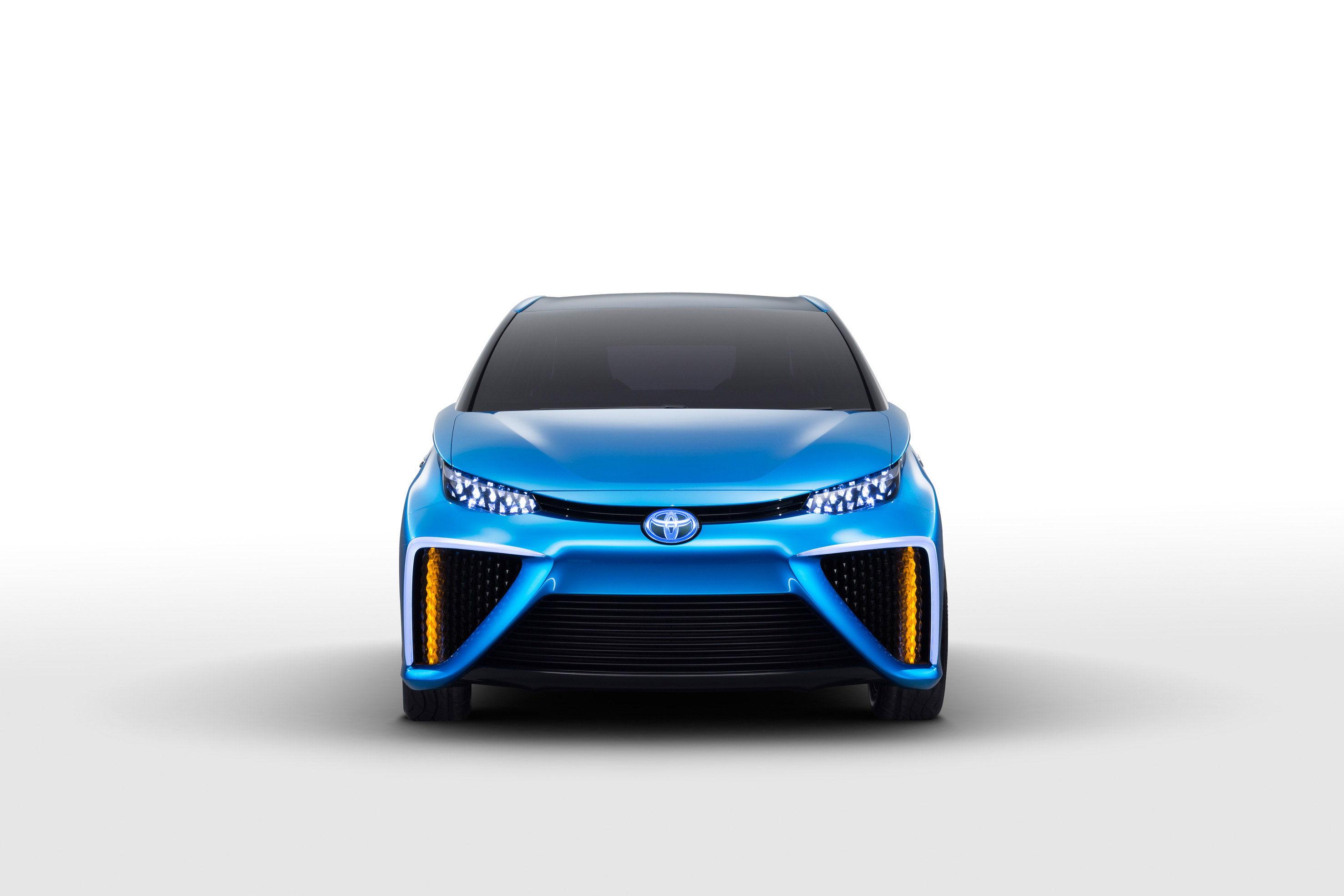 Toyota FCV High Quality Background on Wallpapers Vista