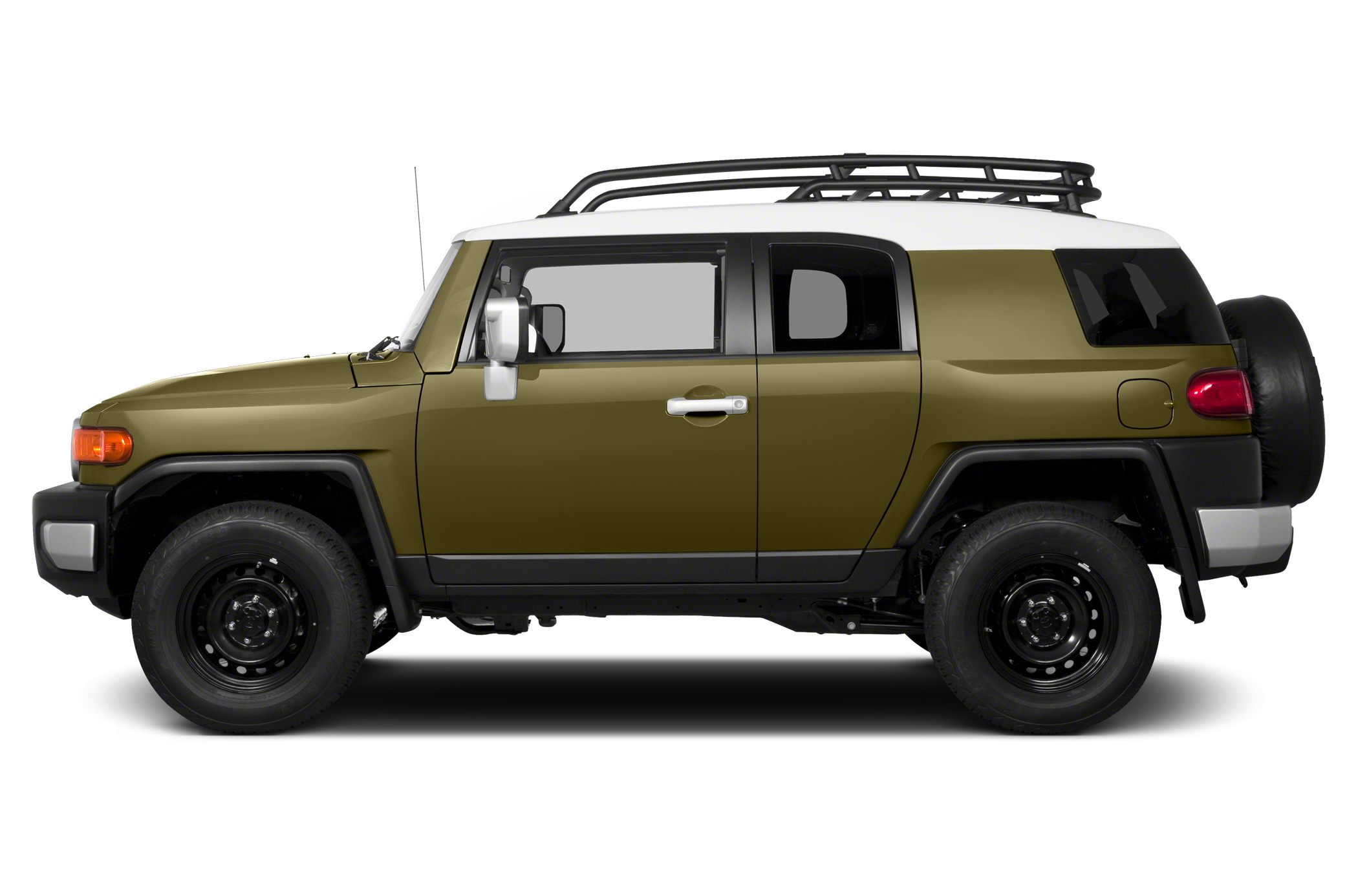 Nice wallpapers Toyota FJ Cruiser 2100x1386px